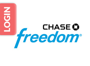 Chase Freedom Login at www.chase.com