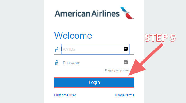 new jetnet aa employee login