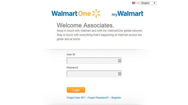 walmartone employee login